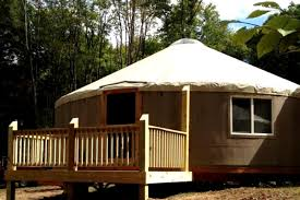Comfortable Camping Luxury Camping In Maryland Yurt Rentals In Maryland