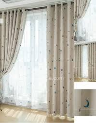 Curtains For Nursery Room Curtain Gorgeous Blackout Curtains Nursery Simple Pattern