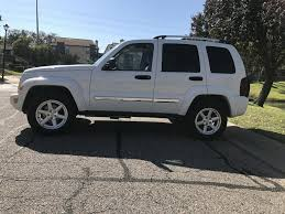 jeep liberty limited interior 2006 jeep liberty limited rwd prime time auto group