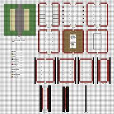 minecraft floorplans livestock barn by falcon01 blueprint ideas