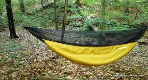 therm a rest slacker super snuggler hammock underquilt review