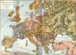 Map Of Southeastern Europe by Wwi Satirical Map Of Europe Found In My Grandparents Attic Years