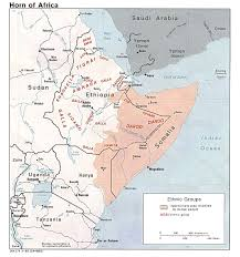 Djibouti Map Afar In Djibouti Joshua Project