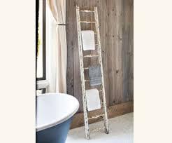 8 Best Towel Ladders Images On Pinterest Bathrooms Decor