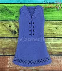 ith small doll elf diamond dress embroidery design 12 u201d dolls