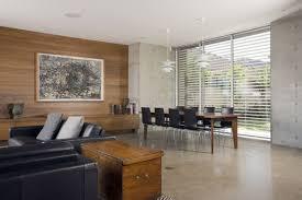 wall modern design living room wooden furniture using modern