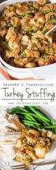 simple thanksgiving turkey recipe grandma u0027s thanksgiving turkey stuffing long time family recipe