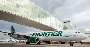 Frontier Flight Map Blockbuster Expansion Frontier To Add 21 Cities 85 Routes