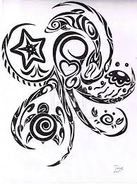 pin tribal octopus tattoo design beautiful tattooed on your