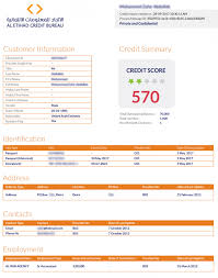 3 bureau credit report free al etihad credit bureau report mymoneysouq financial