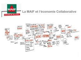si e maif economie collaborative maif metro num2015