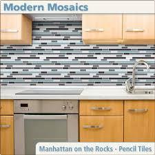 Vinyl Kitchen Backsplash Modern Design Vinyl Wallpaper Backsplash Trendy Kitchen Interior