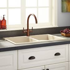 30 Inch Drop In Kitchen Sink 32 Rossini Bowl Drop In Granite Composite Sink Beige