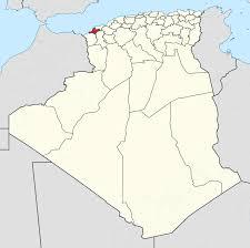 Image Maps File Ain Temouchent In Algeria Svg Wikimedia Commons