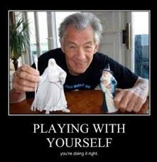 Meme Yourself - playing with yourself jpg