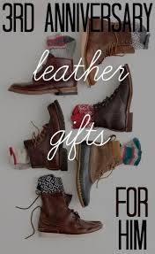 leather anniversary gifts for best 25 leather anniversary gift ideas on 3rd