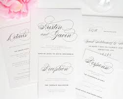 Do It Yourself Wedding Invitation Kits 47 Best Wedding Invitations Images On Pinterest Invitation Ideas