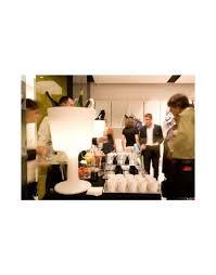 porte seau a champagne sur pied seau à champagne lumineux drink distributeur officiel slide design