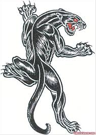 red eyes black panther tattoo sample tattoo viewer com