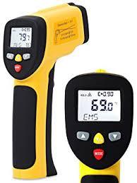thermometre cuisine laser thermomètre infrarouge à visée laser sans contact 50 c à 650