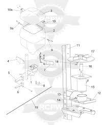 buyers salt dogg tgsuv1b salt spreader diagram rcpw parts lookup