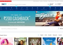 paytm movies coupons upto rs 200 off on all movie tickets