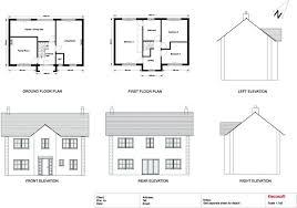 Free Sample Floor Plans Baby Nursery Plan Drawing Of House D Drawing Gallery Floor Plans