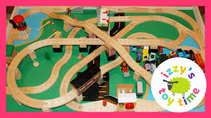 thomas the train wooden table thomas and friends wood railway play table toy trains for kids and