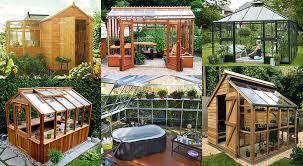 Backyard Room Ideas 60 Garden Room Ideas Diy Kits For She Cave Sheds Cabins Studios