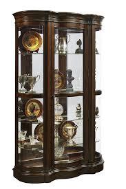 Amazon Mantle Clock Curio Cabinet Glass Black Curio Cabinet Wall With Slim