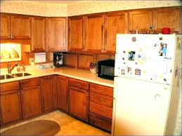 what is the average cost of refinishing kitchen cabinets refacing kitchen cabinets cost refinish average house n decor