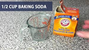 clogged bathroom sink baking soda vinegar how to easily unclog a drain without harsh chemicals baking soda
