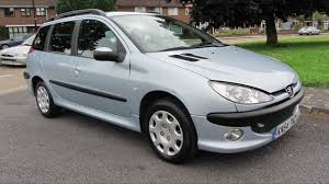 peugot 206 2004 peugeot 206 sw youtube
