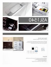 40 In Bathroom Vanity by 40 Bathroom Vanity Carrara White Marble Top 36inch Bathroom