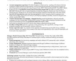 account manager resume examples commercial account manager resume