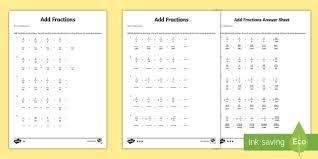 improper fractions worksheets improper fractions worksheets