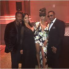 princess love yandy smith harris mendeecees love hip hop live the wedding guests