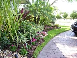 Tropical Gardening Ideas Tropical Landscaping Ideas Small Front Yard Landscaping