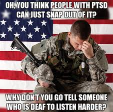 Ptsd Meme - ptsd meme of the day 01 02 17 via http ptsddating com ptsd