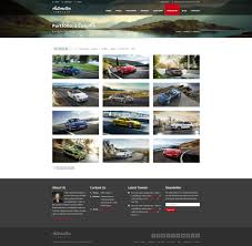 html template automotive car dealership u0026 business html template by themesuite