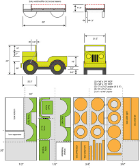 jeep bed plans pdf plans 1 of 2 jeeps room and kids rooms