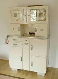 1950s Kitchen Furniture 1950 U0027s Kitchen Cabinet In Designer Double Merrick U0027s House The