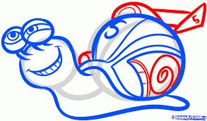 turbo snail clipart 18