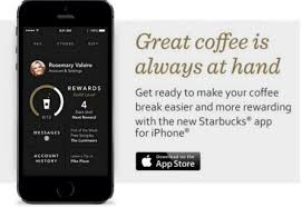 starbucks app android new starbucks app iphone android anger product reviews net