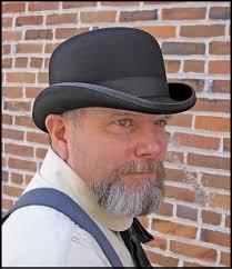 s hat low derby hat