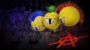 anarchy mohawk graffiti punk mohawk cartoon smiley face humor