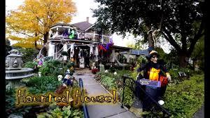 haunted house halloween decorations stewartv youtube