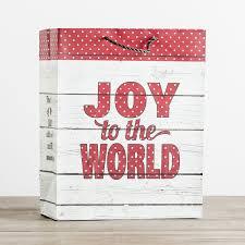 large christmas gift bags to the world christmas gift bag large dayspring