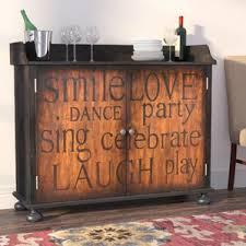 Jet Set Bar Cabinet Bars U0026 Bar Sets You U0027ll Love Wayfair