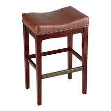 buy saddle bar stools from bed bath u0026 beyond